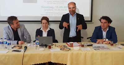 Türkçe derslerinin konumu masaya yatırıldı