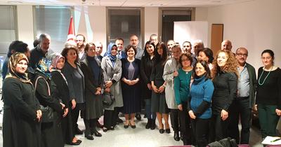 Düsseldorf bölgesinde Türkçe dersleri kayıtları için seferberlik