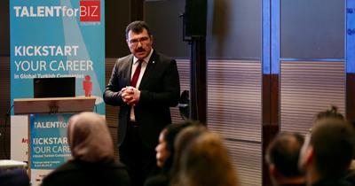 Türkiye nitelikli insan kaynaklarıyla ilgileniyor