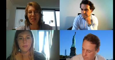 Türkiye ve Batı konulu seminerler dizisi Ahmet Ünalan