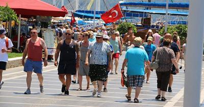 Almanya'dan Türkiye rezervasyonlarında yüzde 70 artış