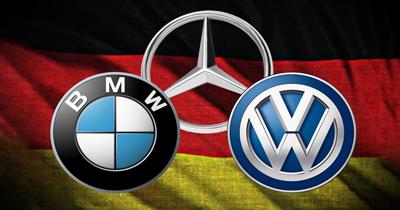 Alman otomobil üreticilerine 100 milyon Euro ceza