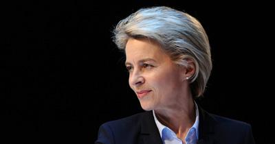 Von der Leyen AB Komisyonu'nun yeni başkanı oldu