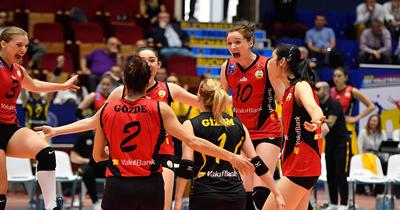 VakıfBank voleybolda Avrupa şampiyonu