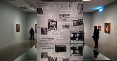 Yahudilerden zorla alınan eserler Bonn'da sergileniyor