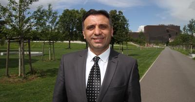 Duisburg belediye başkanlığına Türk aday Yasar Durmus