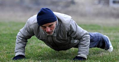 Yaslilar icin egzersiz türleri