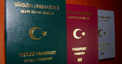 1058 diplomatik ve hizmet pasaportlu Almanya'ya iltica etti
