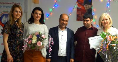 Yılın Emekçi Kadını Ödülü Nevin Meriç'e verildi