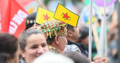 Almanya YPG/PKK şiddetine kayıtsız kalıyor