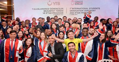 YTB Türkiye Bursları'na rekor başvuru