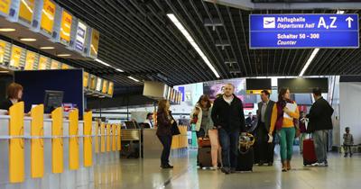 Yunanistan ile Almanya arasında yolcu arama kriz çıktı