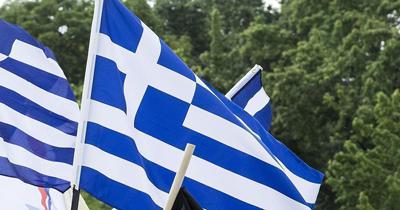 Almanya Yunanistan'da füze tatbikatı yaptı