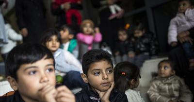 Almanya sığınmacı çocukları kabul etmeye yanaşmıyor