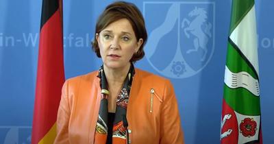 NRW Eyaleti'nde 5203 öğrencide koronavirüs çıktı
